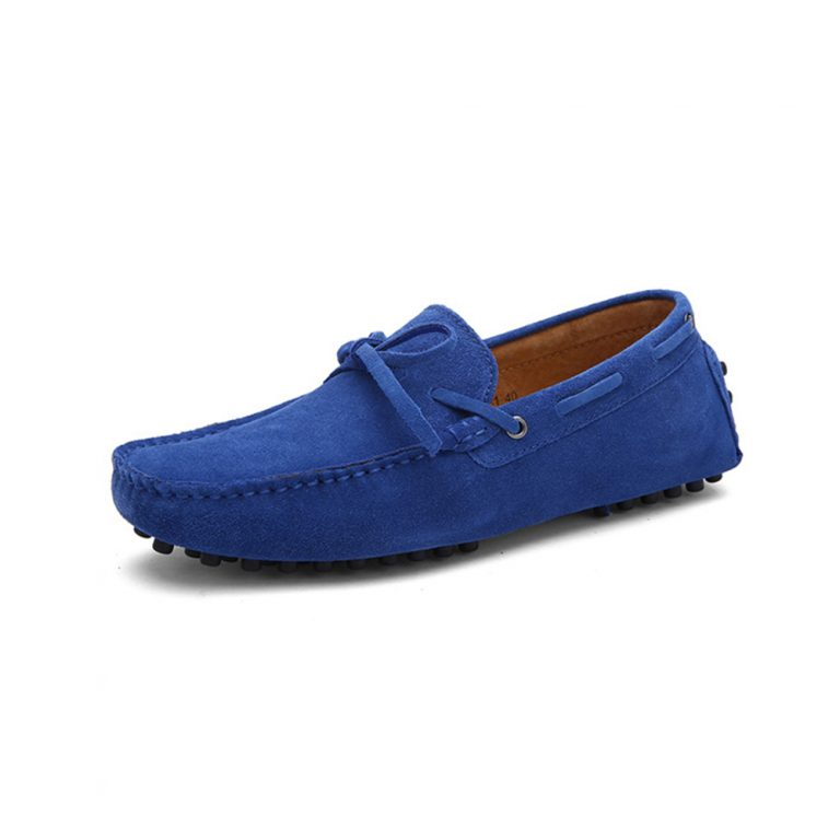mens blue driving shoes loafers – suede driving shoes chelsea london loafers