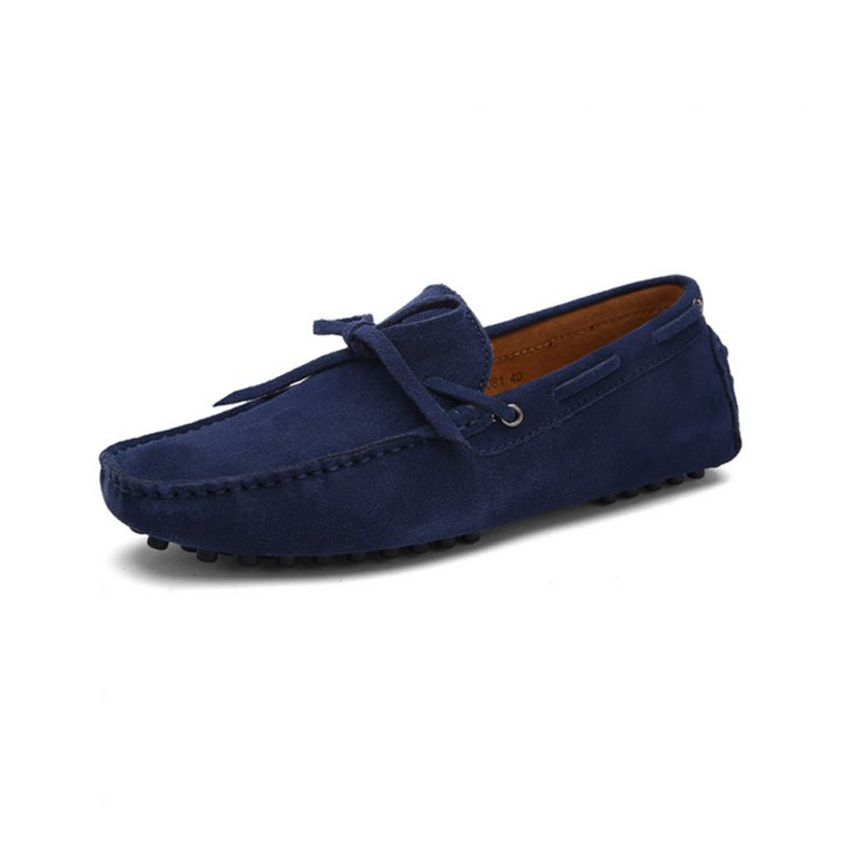 4827f51564d mens navy driving shoes loafers – suede driving shoes chelsea london loafers