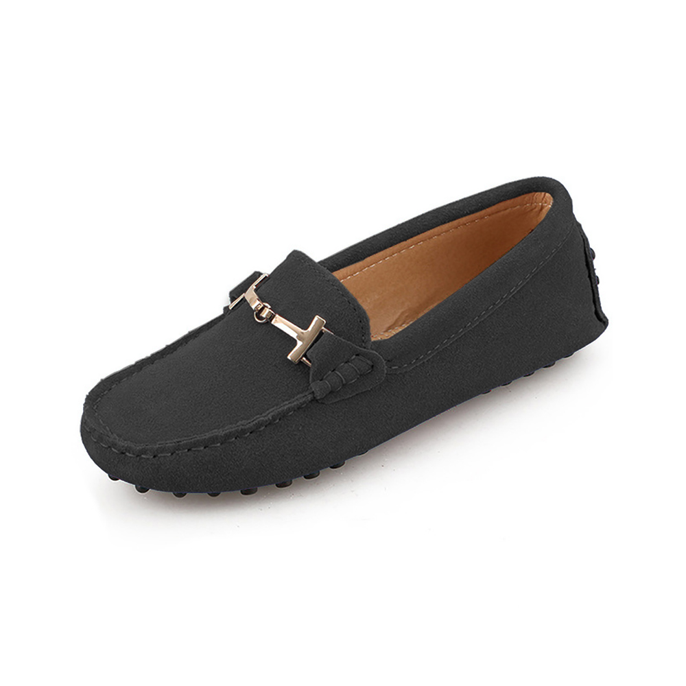 23a9e038a9f womens black suede horsbit driving shoes – windsor shoe by london loafers